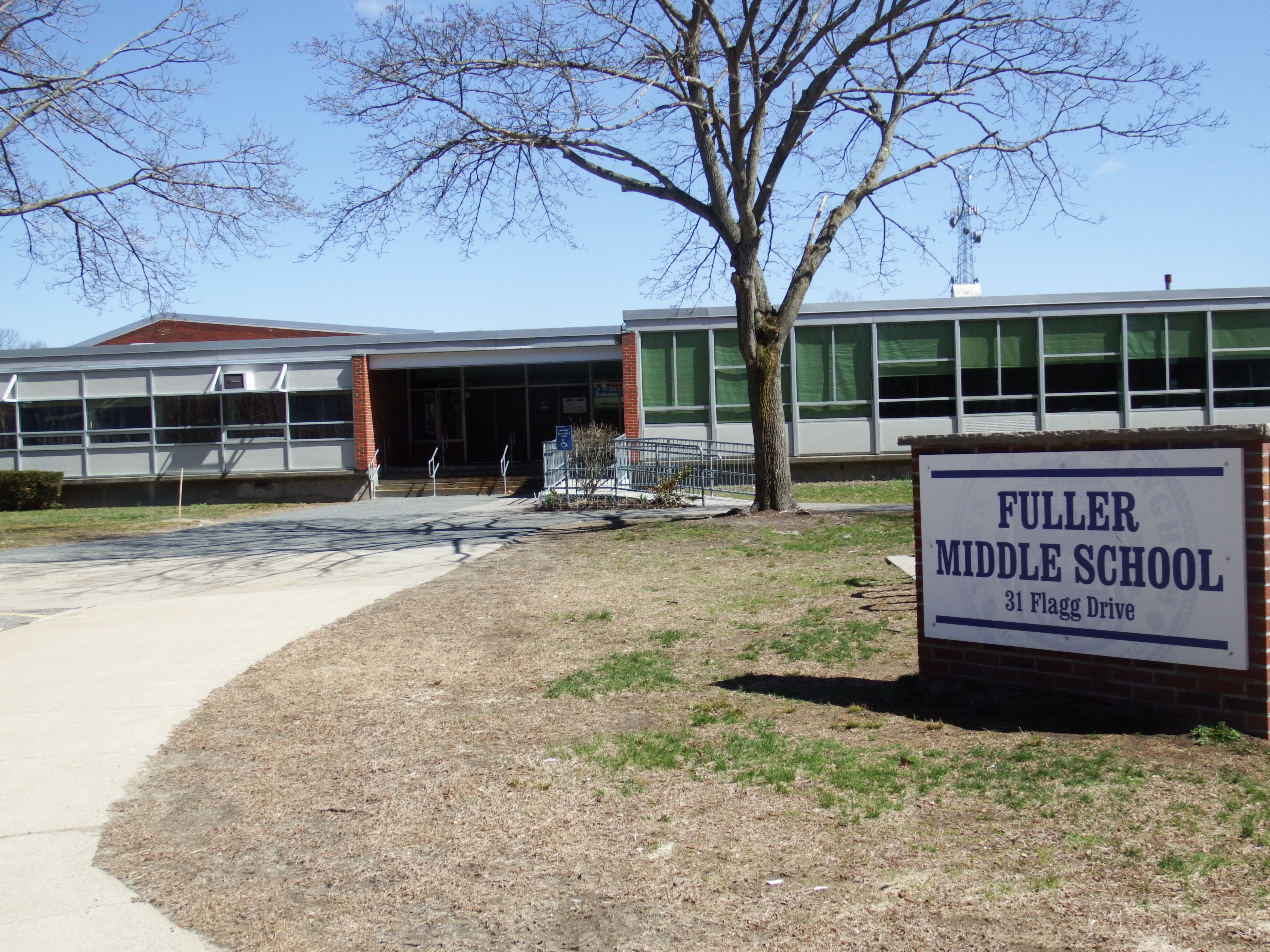 Fuller Middle School logo