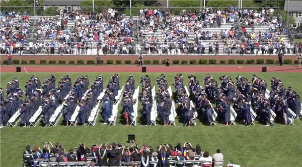 2018 Framingham High School Graduation
