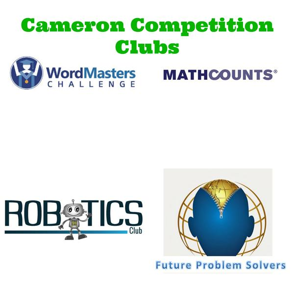 Cameron Competition Clubs