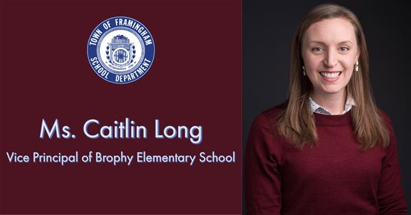 Photo of Ms. Caitlin Long