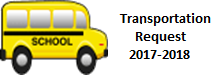 Sign Up for 2017-2018 Transportation