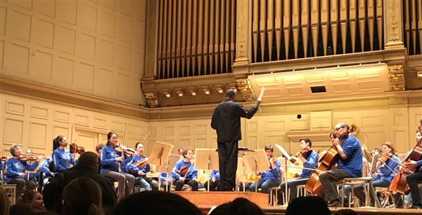 Germeshausen Youth and Family Concerts Conductor Thomas Wilkins Leads the BSO