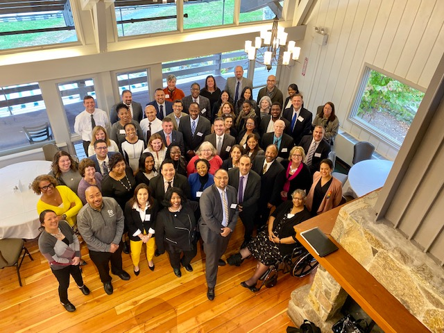 Influence 100 Fellows and Superintendents