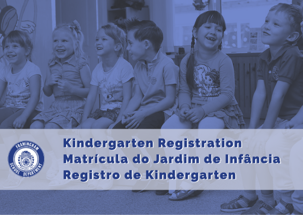 Kindergarten Registration is Open