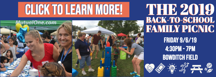 Click to learn more about the 2019 Back to School Family Picnic