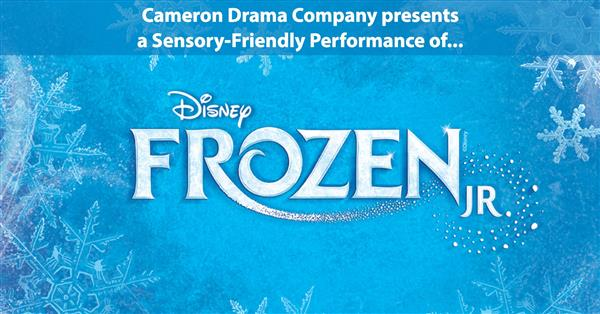 Sensory Friendly Performance of Frozen, Jr.