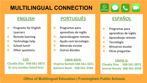 Multilingual Connection