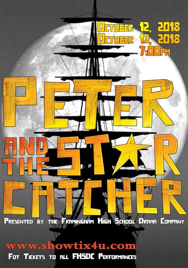 Peter And The Starcatcher was a HIT!