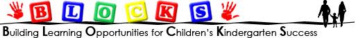 BLOCKS Preschool Logo